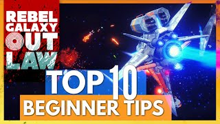 Rebel Galaxy Outlaw: Top 10 Helpful Tips For Beginners
