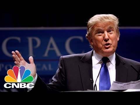 President Donald Trump: NAFTA Is 'Economic Un-Development' | CNBC