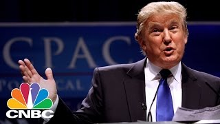 President Donald Trump: NAFTA Is