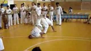 Abadá Capoeira Jogos Ibericos 2008 Benguela