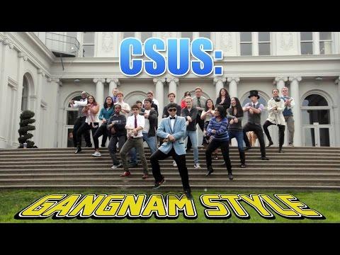 CSUS - Gangnam Style