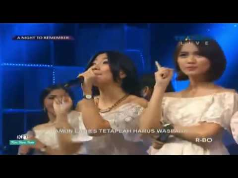 Cherrybelle - Hey Ladies (Cover) At A Night To Remember Copy By Kici Fans Indo 2