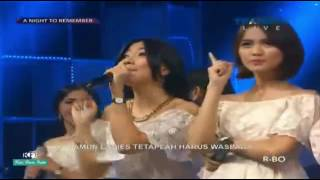 Cherrybelle - Hey Ladies (Cover) At A Night To Remember Copy By Kici Fans Indo 2 Mp3