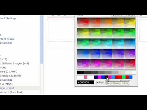 Content Tools Frame Background Color - Websiteforge Ecommerce ...