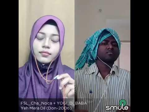 Yeh Mera Dil African Kumar Sanu sings with Malaysian singer