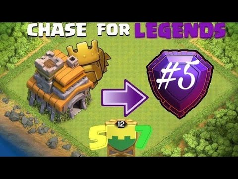 Savage Seven Chase for Legends 5