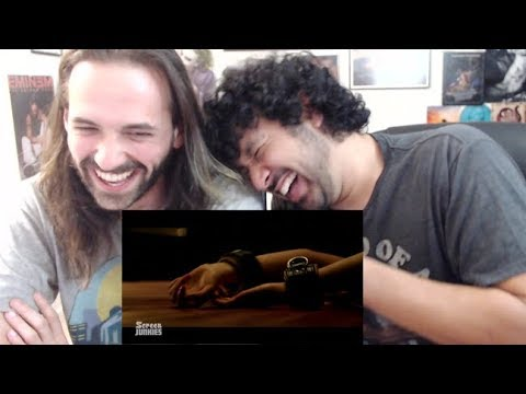 Honest Trailers - FIFTY SHADES DARKER - REACTION!!!