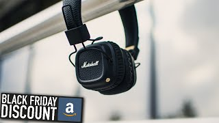 The BEST Wireless Headphones EVER for $75?? Marshall Major II Bluetooth Review!