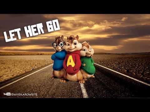 LET HER GO   Passenger Alvin and the Chipmunks Lyrics Official music Video LIVE COVER   Resolution72