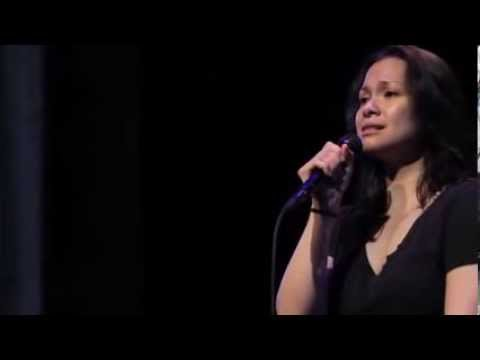 Lea Salonga rehearsing Still Hurting from The Last 5 Years