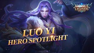 Hero Spotlight   Luo Yi   Yin-yang Geomancer   Mobile Legends: Bang Bang