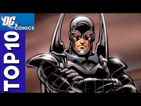 Top 10 Black Beetle Moments From Young Justice