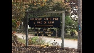 Burlingame State Park-Camping 2017