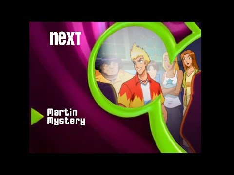 Martin Mystery In 2006 Disney Channel?
