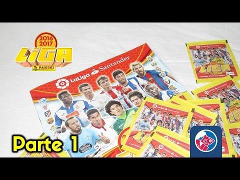 #FFC 10 = Álbum da La Liga (Liga Espanhola) 2016-17 - PANINI