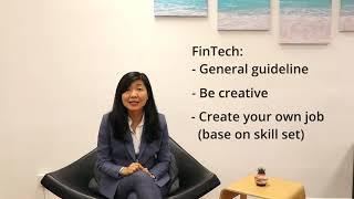Why FinTech?  The Career Transition story of Bei Zhou, a FinTech Expert