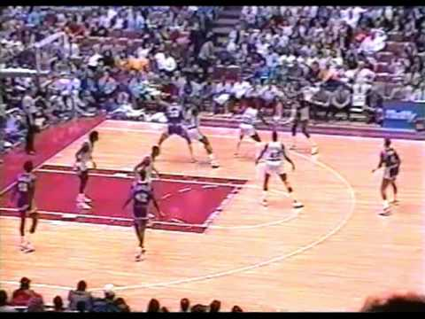Lakers @ Clippers, 1988 (upset??)