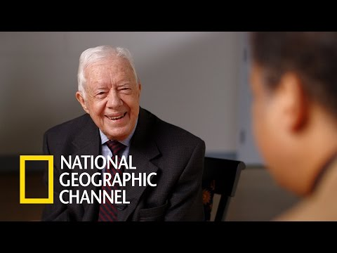 Kosmiczny talk-show: Jimmy Carter (wersja skrócona)
