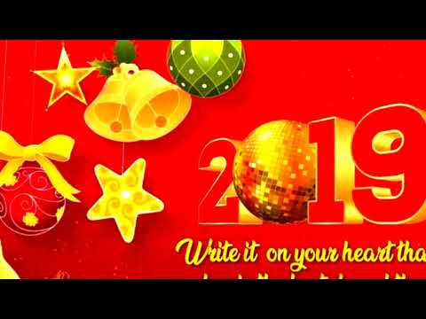 Best Happy New Year Songs 2019 - Top New Year Songs