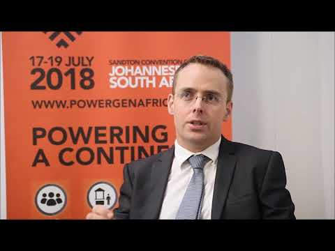 Why Attend POWER-GEN & DistribuTECH Africa 2018 - Gareth Gregory | Energy Security Services Africa