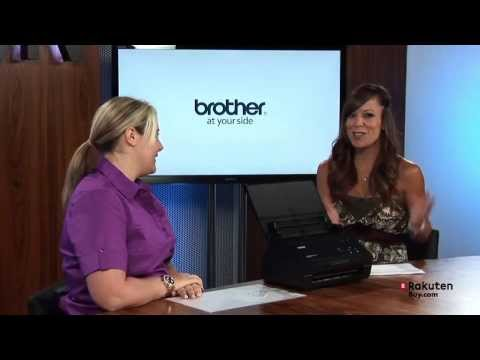 Brother ADS2000 Review | Brother ADS-2000 High Speed Document Scanner