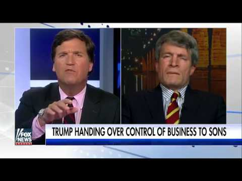 [ Tucker Porn ] Has Trump done enough to avoid conflict of interest