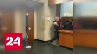 Дежурная часть. Бой вне всяких правил: Харитонов рассказал, как и чем его бил Яндиев - Россия24