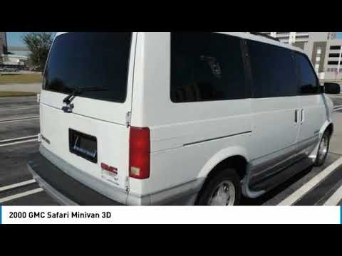 2000 GMC Safari Miami FL 11381