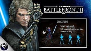 Anakin & Obi Wan Ability Ideas - Star Wars Battlefront 2 Clone Wars
