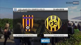 Samenvatting SV Simpelveld All Stars-Roda JC '94-'95