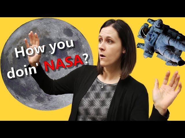 NASA Presents the Present President's Present