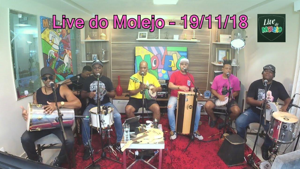 Download Live do Molejo - 19/11/18