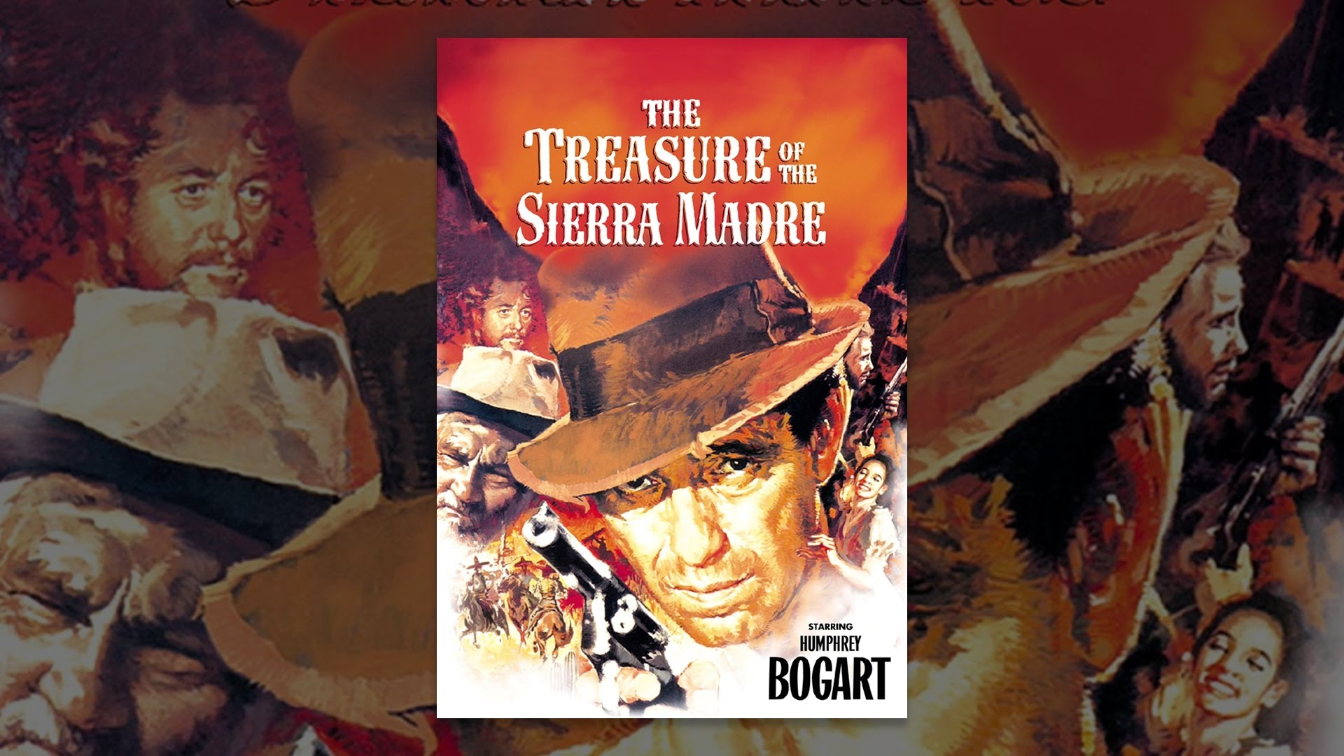a review of the movie treasure of the sierra madres Watch video  title: the treasure of the sierra madre (1948) 83 /10 want to share imdb's rating on your own site use the html below you must be a registered.