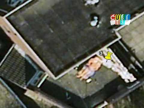 Top 10 Personas Desnudas Captadas con Google Earth