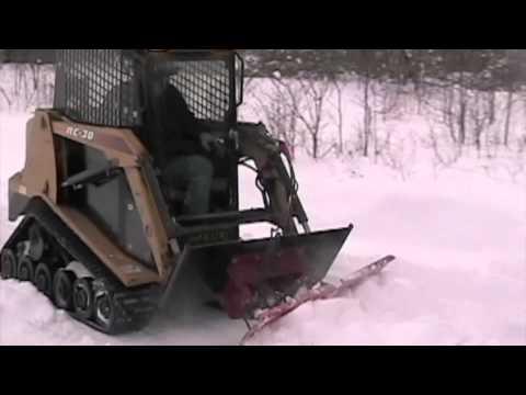 Bombardier SW-48 Sidewalk Plow (Orbitbid com) | Doovi