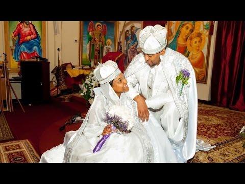 Twédso Mer'at Wetiblo (ትዌድሶ መርዓት ወትብሎ) -- Ethiopia Orthodox Tewahedo Wedding Mezmur (የሰርግ መዝሙር)