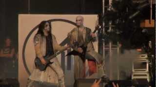 Dimmu Borgir Live at Bloodstock 2012  xibir spellbound in deaths embrace HQ.