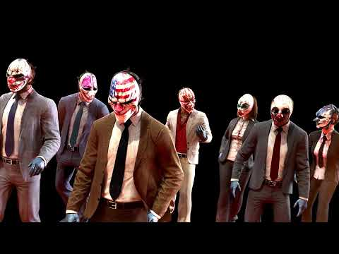 Payday 2 - Bain's Last Message (Reservoir Dogs)