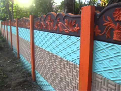 Rcc Compound Wall Just Rs 57 000 Only Youtube