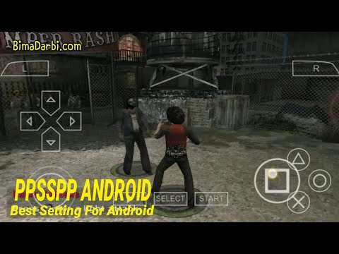 PSP Android) The Warriors | PPSSPP Android | No Lag 60 FPS