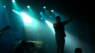 Suicide Silence Sacred Words Manchester 2014