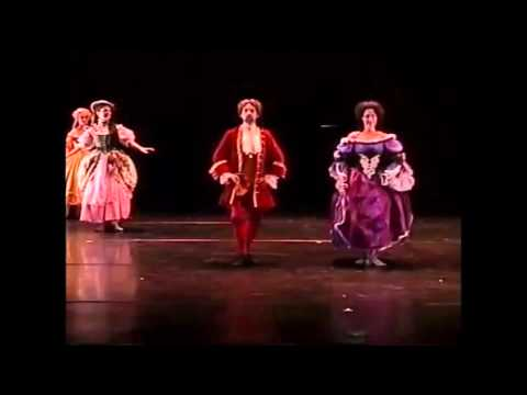 Gavotte , Baroque Dance