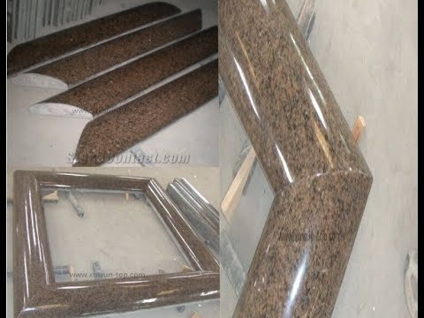 granite molding new T A Tiles contractor latur