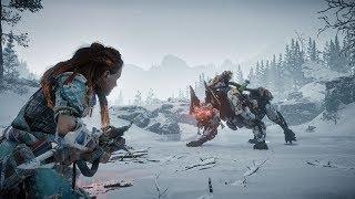 The Frozen Wilds Cements Horizon Zero Dawn As A Landmark PS4 Exclusive