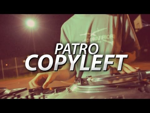 Patro - Copyleft (gość Tymin, Dj West) (OFFICIAL VIDEO)