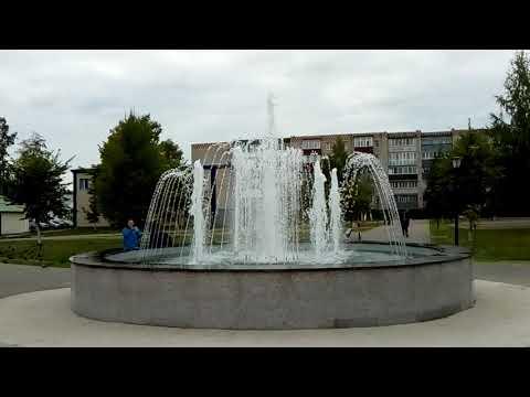 Капитальный ремонт фонтана в г. Шахунья Нижегородской области
