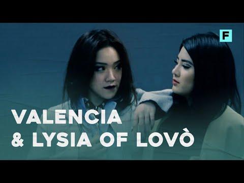 Valencia and Lysia of Lovò