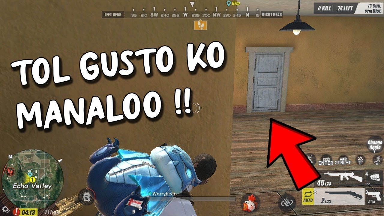 "SOLO VS FIRETEAM ""NAIIHI NA AKO"" (16 KILLS)  [TAGALOG] (Rules of Survival: Battle Royale)"