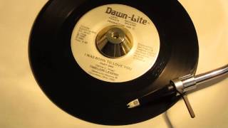 TIMELESS LEGEND - I WAS BORN TO LOVE YOU ( DAWN-LITE 01200