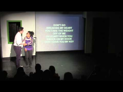 Action Park Sketch - Karaoke